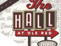 Ole Red Mural detail