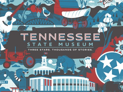 TSM commemorative poster