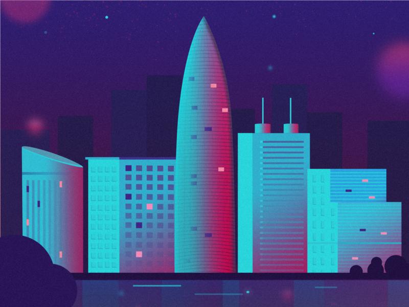 building 03 illustration illustrator