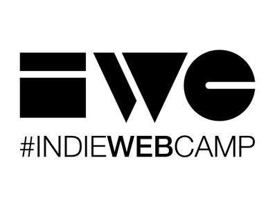 Indie Web Camp Logomark - one color