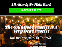 All Attack  No Hold Back Website