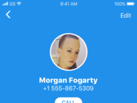 Contact  verified