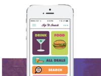 Sip 'N Snack App