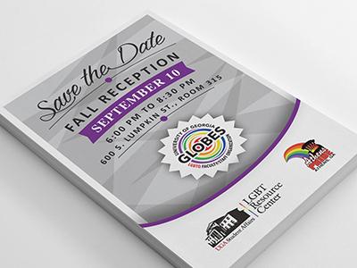 LGBTQ Event Invitation
