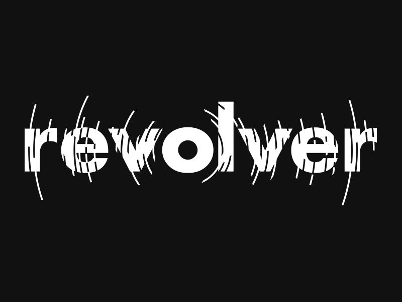 Revolver Logo Design design vector logo