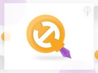 App Icon / Logo - Media App