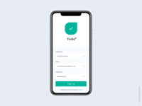 Daily UI Challenge 001   SignUp