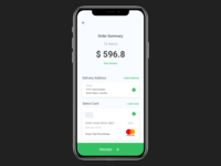 Daily UI Challenge 002   Credit Card Checkout