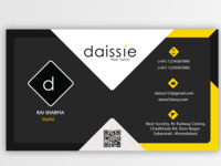 """Visiting Card Design for """"daissie"""""""