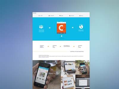 Landing Page New Project