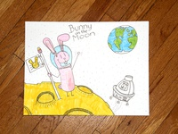 06: Draw me a [Bunny On The Moon]