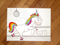 09: Draw me a [Unicorn II]