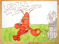 20: Lobster On The Grass