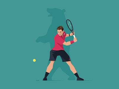 Stan Wawrinka | Hidden Beasts
