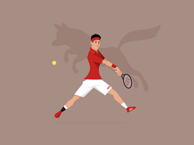 Kei Nishikori | Hidden Beasts
