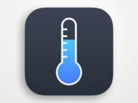 Temperature App Icon
