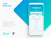App Design - Pharmakon Mobile
