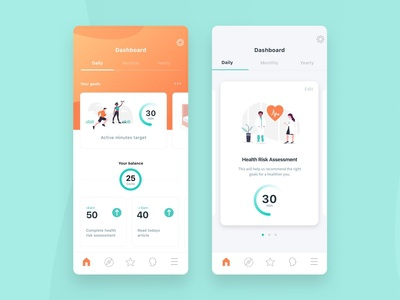 Health & Wellness App