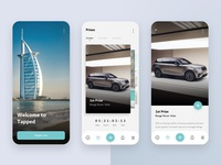 Tapped App Concept