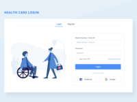 Health Care Login