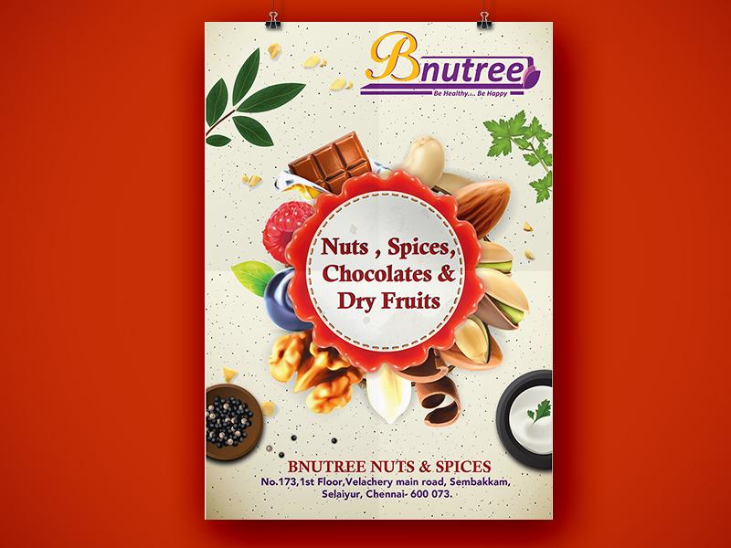 marketing flyer design by yogananth g dribbble