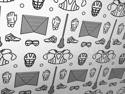 Lacrosse pattern