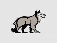 Goofy Wolf