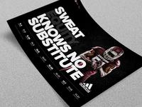 2015 EKU Football Schedule Poster Concept