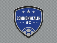 Commonwealth Soccer Club of Kentucky Crest