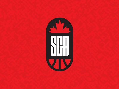 SGA Basketball Logo