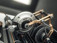 Typewriter 2050