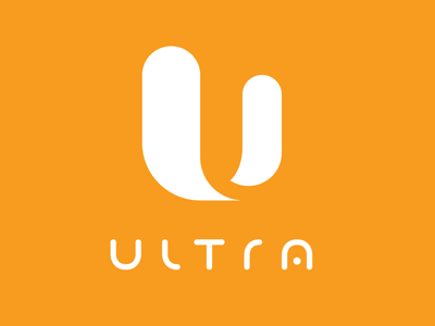 Ultra logo identity logotype business icon logomark identity logo brand