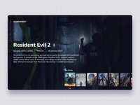Video Game Release Interface