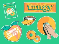 SmartSweets Stickers, Vol. 3