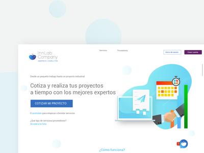 Innlab Company website