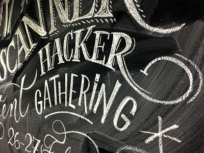 Tribeskyscanner Chalk lettering fun mural typography chalk chalk lettering chalkboard lettering