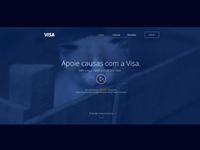 Visa - Scrolling