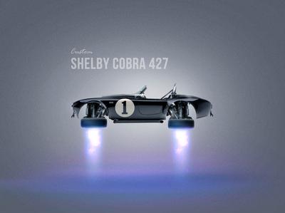 shelby cobra 427 Custom