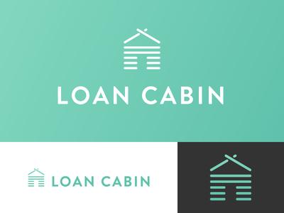 Elegant Loan Cabin :: Logo