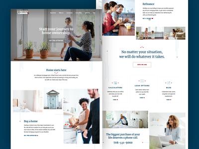 United Home Loans :: Homepage #2