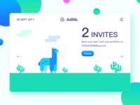 #2 Invitations