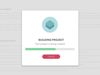 Project Builder WIP