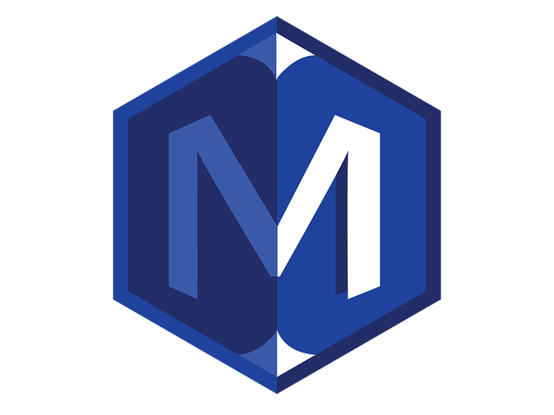Mike Montes - My Dev Logo mike montes