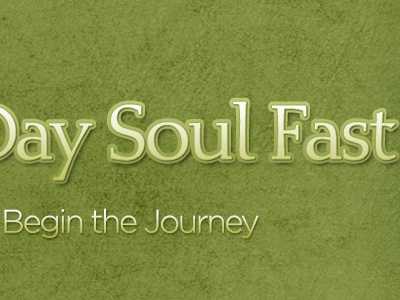 40 Day Soul Fast iphone app screen