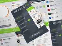 Mobile Screens iOS7