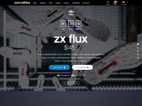 Product launch detail page