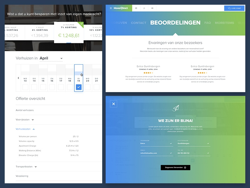 Weekly Layup #2 - Form Result and Completion followilko layup wip ux wizard ui minimal form elements