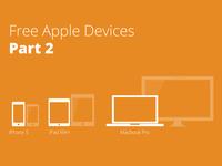 Apple Devices part 2