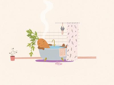 Radish animation