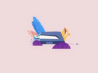 Building animation
